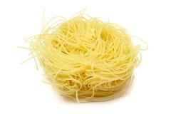 1蛋意大利面食 库存图片