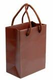 1袋子棕色礼品 图库摄影