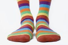 1袜子 免版税图库摄影