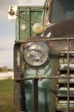 1辆土气卡车 库存图片
