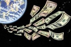 1重要资料宇宙 免版税图库摄影