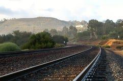1铁路运输 免版税库存图片