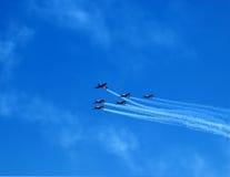 1飞机 免版税图库摄影