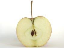 1 äpple Royaltyfri Foto