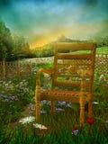 (1) łąkowy lato royalty ilustracja