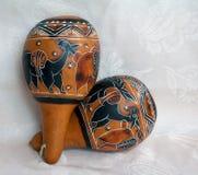 1 łacińskiej instrumentu muzyki Obraz Stock