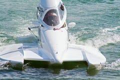 1 łodzi formuły 1 moc fotografia stock