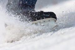 (1) łyżwy Zdjęcie Stock