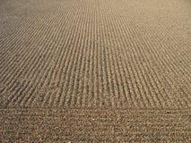1 άμμος zen Στοκ φωτογραφίες με δικαίωμα ελεύθερης χρήσης