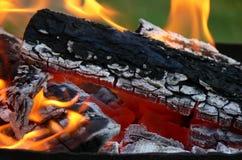 1 άνθρακας Στοκ φωτογραφίες με δικαίωμα ελεύθερης χρήσης