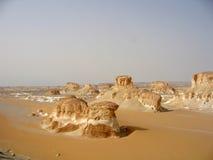 1 έρημος Αιγύπτιος Στοκ Εικόνες