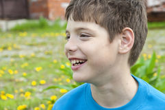 1 αγόρι Στοκ φωτογραφίες με δικαίωμα ελεύθερης χρήσης
