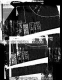 1 ανασκόπηση που στενοχωρείται Στοκ Εικόνες