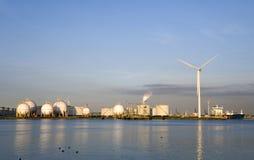 1 αποθήκευση αερίου Στοκ φωτογραφία με δικαίωμα ελεύθερης χρήσης