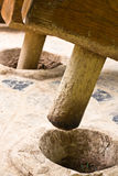 1 αρχαίος κινεζικός μύλο&sigmaf Στοκ φωτογραφίες με δικαίωμα ελεύθερης χρήσης
