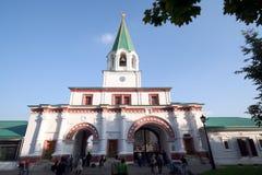 1 αρχιτεκτονική τα παλαιά ρωσικά Στοκ Φωτογραφίες