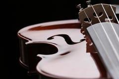 1 βιολί Στοκ Εικόνες