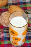 1 γάλα Στοκ Φωτογραφίες