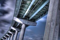 1 γέφυρα csp hindmarsh Στοκ Φωτογραφίες