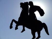 1 γενικό άγαλμα Στοκ Εικόνες