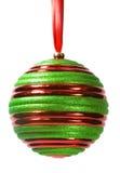 1 διακόσμηση Χριστουγέννω&n Στοκ φωτογραφία με δικαίωμα ελεύθερης χρήσης
