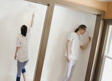 1 δωμάτιο ζωγραφικής ζευ&gam Στοκ Φωτογραφίες