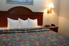 1 δωμάτιο ξενοδοχείου Στοκ Φωτογραφίες