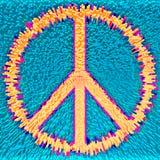 1 ειρήνη Στοκ Εικόνες