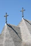 1 εκκλησία τα κανένα ρουμάν Στοκ Εικόνα