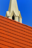 1 εκκλησίες krems αριθ. Στοκ εικόνα με δικαίωμα ελεύθερης χρήσης