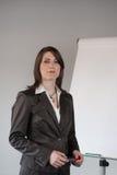 1 επιχειρησιακή γυναίκα Στοκ εικόνες με δικαίωμα ελεύθερης χρήσης