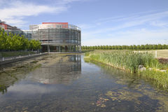 1 επιχειρησιακό κέντρο Στοκ Εικόνες