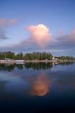 1 ηλιοβασίλεμα θάλασσα&sigma Στοκ φωτογραφίες με δικαίωμα ελεύθερης χρήσης