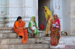 1 Ινδία streetscene Στοκ εικόνες με δικαίωμα ελεύθερης χρήσης