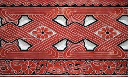 1 ινδονησιακός τοίχος Στοκ φωτογραφία με δικαίωμα ελεύθερης χρήσης