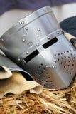 1 ιππότης αριθ. κρανών Στοκ Εικόνες