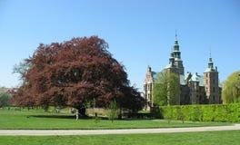 1 κάστρο rosenborg Στοκ φωτογραφία με δικαίωμα ελεύθερης χρήσης