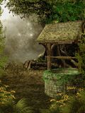 1 κήπος φαντασίας απεικόνιση αποθεμάτων