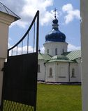 1 καθεδρικός ναός παλαιός Στοκ φωτογραφία με δικαίωμα ελεύθερης χρήσης