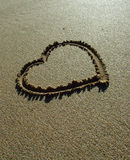 1 καρδιά Στοκ Εικόνες