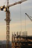 1 κατασκευή δραστηριότητ&alph Στοκ φωτογραφία με δικαίωμα ελεύθερης χρήσης