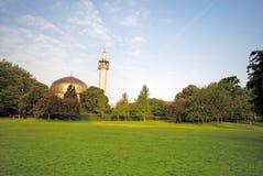 1 κεντρικό μουσουλμανικό τέμενος του Λονδίνου Στοκ φωτογραφία με δικαίωμα ελεύθερης χρήσης