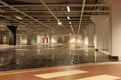 1 κενός χώρος στάθμευσης Στοκ εικόνες με δικαίωμα ελεύθερης χρήσης