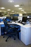 1 κενό γραφείο Στοκ Εικόνα