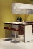 1 κουζίνα BAR Στοκ Εικόνες