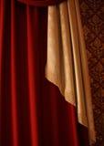 1 κουρτίνα Στοκ Εικόνα