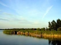 1 λίμνη στοκ εικόνες