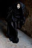 1 μαύρος μαγικός Στοκ Φωτογραφία