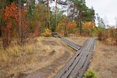 1 μοναστικός δρόμος Στοκ εικόνες με δικαίωμα ελεύθερης χρήσης