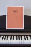 1 μουσικό πιάνο οργάνων Στοκ φωτογραφία με δικαίωμα ελεύθερης χρήσης